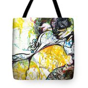 Lux Recliner Tote Bag