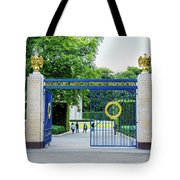 Luxembourg American Cemetery And Memorial Tote Bag