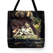 Luxembourg Park Lovers Tote Bag
