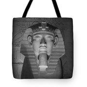 Luxor Interior 2 B W Tote Bag