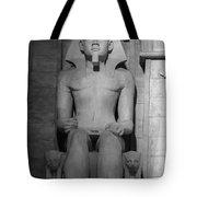 Luxor Interior 3 B W Tote Bag
