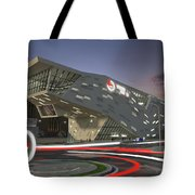 Luxton Outlet Exterior Tote Bag