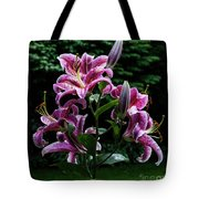 Luxuriant Tote Bag