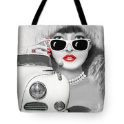 Luxury Beautiful Tote Bag