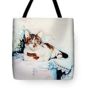Luxury Lounge Tote Bag