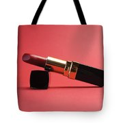 Luxury Red Lipstick Tote Bag