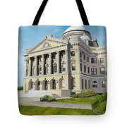 Luzerne County Courthouse Tote Bag