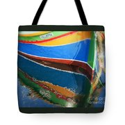 Luzzu Reflections Tote Bag