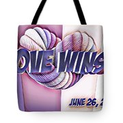Lw Cover Tote Bag