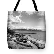 Lyme Regis And Lyme Bay, Dorset Tote Bag by John Edwards