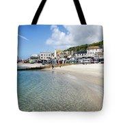 Lyme Regis Beaches - June 2015 Tote Bag