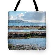 Lyme Regis Seascape 2 - October Tote Bag