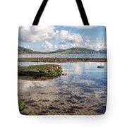 Lyme Regis Seascape 3 - October Tote Bag