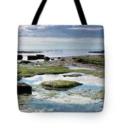 Lyme Regis Seascape 4 - October Tote Bag