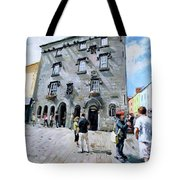 Lynches Castle Galway City Tote Bag