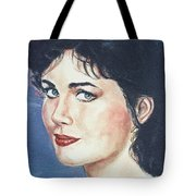 Lynda Carter Tote Bag