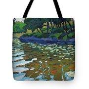 Lyndhurst Lake Tote Bag