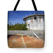 Lyndonville Air Force Station - Vermont Tote Bag