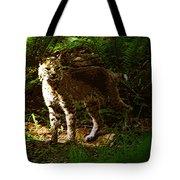 Lynx Rufus Tote Bag