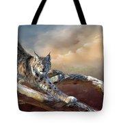 Lynx Spirit Tote Bag