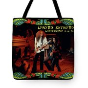 L S At Winterland 2 Tote Bag