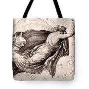 Lyre Of Orpheus Tote Bag