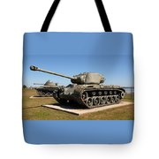 M-26 Pershing Tank Tote Bag