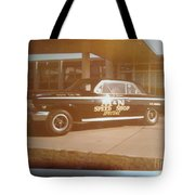 M And N Speed Shop Special Tote Bag