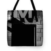 M For Many Tote Bag