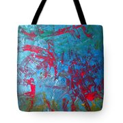 M16 Eagle Nebula  Tote Bag