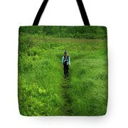 Ma At Section Hiker Tote Bag