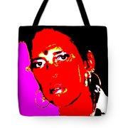 Ma Jaya Sati Bhagavati 11 Tote Bag by Eikoni Images