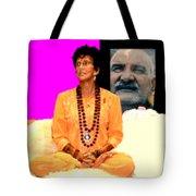 Ma Jaya Sati Bhagavati 15 Tote Bag by Eikoni Images
