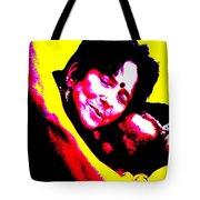 Ma Jaya Sati Bhagavati 17 Tote Bag by Eikoni Images