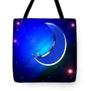 Ma Moon Tote Bag