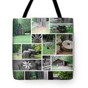Mabry Mill Tote Bag