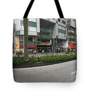 Macau Triptych 2 Tote Bag