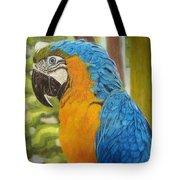 Macaw Tote Bag