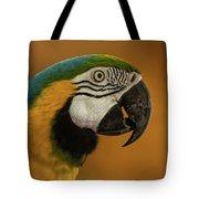 Macaw Portrait Tote Bag