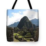 Macchu Picchu 10 Tote Bag