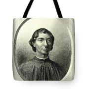 Machiavelli  Tote Bag