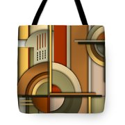 Machine Age Tote Bag
