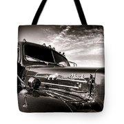 Mack B61 Ghost Tote Bag
