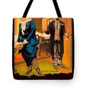 Mack Sennett Comedy - An International Sneak 1917 Tote Bag