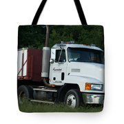 Mack Truck One Of The Legends Tote Bag