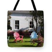 Mackinac Island Relaxation Tote Bag
