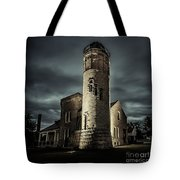 Mackinaw Point Lighthouse Tote Bag