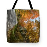 Mack's Mountain Road Tote Bag