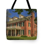 Maclay House Tipton Mo Built In 1858 Dsc01873 Tote Bag