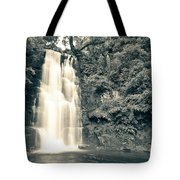 Maclean Falls New Zealand Tote Bag